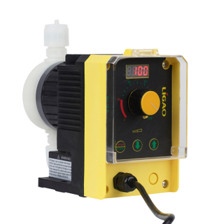 JLM Solenoid Chemical Metering Pump